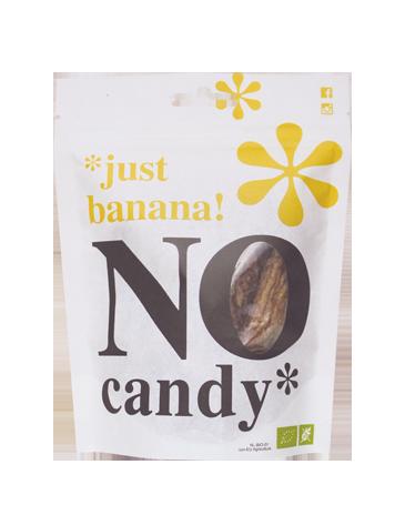 Nocandy – Just banana!