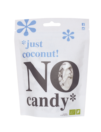 Nocandy – Just coconut!